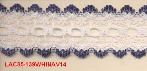 LAC35-8139WHITE/NAVY(180mts)